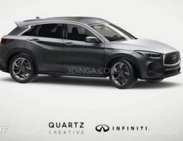 ماشین Infiniti QX50 سال 2019