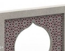 گچبری اسلامی