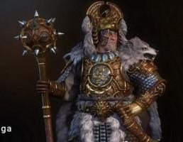 کاراکتر پادشاه قدیم