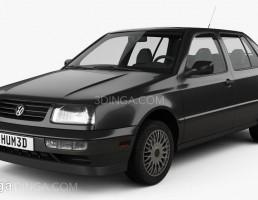 ماشین فولکس واگن جتا سال 1992