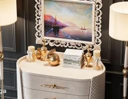 آینه + دراور + تابلو کلاسیک