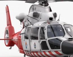 یوروکوپتر آمبولانسی AS-365