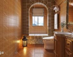 حمام سبک اروپایی