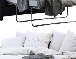 مبل تخت خواب Ikea Fixhult