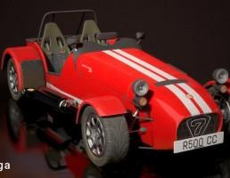ماشین مسابقه Caterham R500