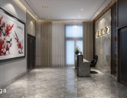 صحنه داخلی اتاق مدیر