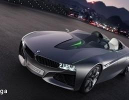 ماشین BMW