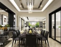 آشپزخانه و رستوران سبک مدرن