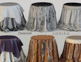 انواع رومیزی کلاسیک