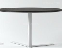 میز غذای گرد شکل