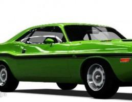 دوج چارجر مدل  R-T Hemi سال 1970
