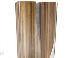 باکس چوبی مدرن
