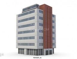 ساختمان و برج های مدرن