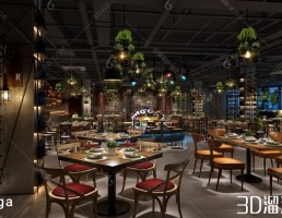 کافه + رستوران مدرن