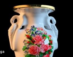 گلدان کلاسیک
