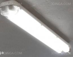 چراغ سقفی صنعتی