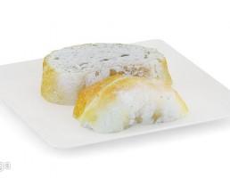 بشقاب + برش نان فانتزی