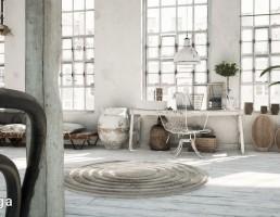 نمای داخلی خانه اسکاندیناوی