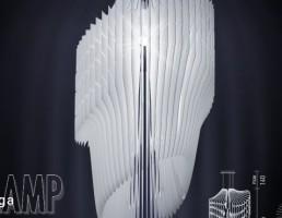 لامپ ایتالیایی مدرن