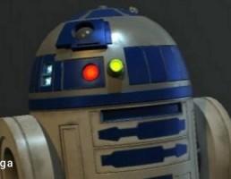 ربات جنگ ستاره گان R2 D2