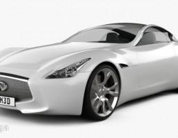 ماشین Infiniti Essence 2011
