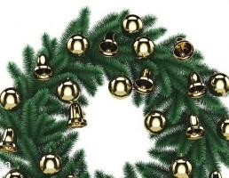 دیوار کوب کریسمس