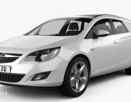 ماشین Opel Astra