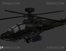هلیکوپتر نظامی Apache