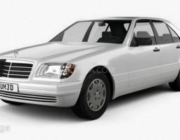 ماشین مرسدس بنز مدل S-class سال 1999