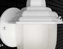چراغ حمام کلاسیک