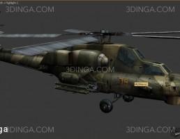 هلیکوپتر نظامی Mi28