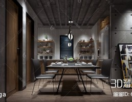 صحنه داخلی کافه + رستوران