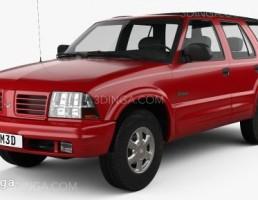 ماشین Oldsmobile Bravada سال  1998