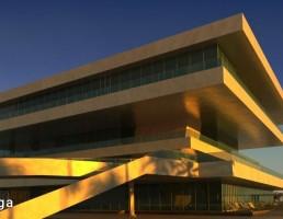 نمای خارجی ساختمان فانتزی