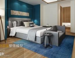 اتاق خواب سبک مدرن