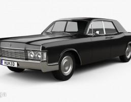 ماشین سدان سال 1968