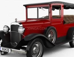 ماشین شورلت سال 1931