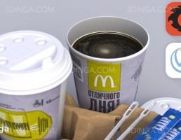 قهوه مک دونالدز
