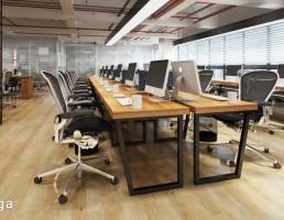 صحنه داخلی دفتر کار