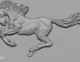 تابلوی اسب