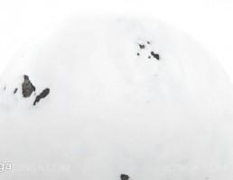 تکسچر برف با لکه های زمینی