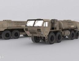کامیون باری HEMTT M978
