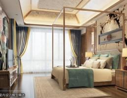 اتاق خواب چینی