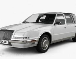 ماشین کرایسلر مدل Imperial سال 1989