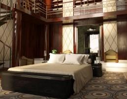 صحنه اتاق خواب