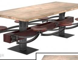 میز و صندلی اداری