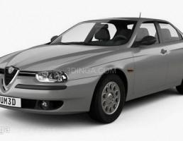 ماشین آلفا رومئو 156 سال 1997