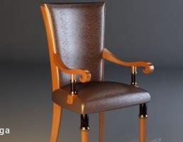 صندلی چرمی اداری