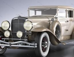 ماشین قدیمی Duesenberg