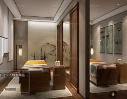 اتاق ماساژ سبک آسیایی